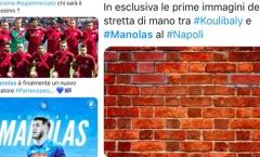 Người hâm mộ nói gì khi Napoli cướp mục tiêu 36 triệu euro của Man Utd?