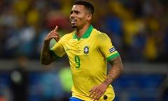 Dồn nén gần 2 năm, Gabriel Jesus 'bùng nổ' đưa Brazil vào chung kết