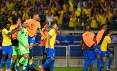 TRỰC TIẾP Brazil 2-0 Argentina: Chiến thắng xứng đáng! (KT)
