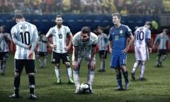 Với Messi, Argentina chỉ toàn là 'màu nước mắt'