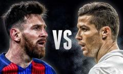 Cứ bấu víu giải đấu kiểu 'ao làng' để so kè với Ronaldo thì Messi đang tự làm mất giá chính mình