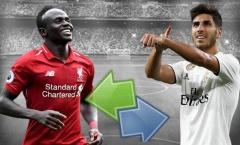 Khó tin: Real đề nghị Liverpool trả 67 triệu bảng + Mane để đổi lấy Asensio