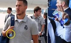 Hình ảnh mới nhất của Hazard khiến trái tim CĐV Chelsea tan nát