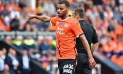 Arsenal gặp khó trong thương vụ với cầu thủ trẻ của Lorient