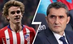 Đến Barca, Griezmann có thể đá ở vị trí nào?