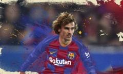 Griezmann thắp lên cuộc chiến 'khốc liệt' tại Barcelona