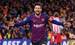 'Ở Barca, đầu tiên là Messi, thứ hai là Messi, thứ ba vẫn là Messi...'