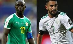 Sadio Mane vs Riyad Mahrez: Màn tái đấu thú vị tại chung kết CAN 2019