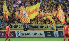 Chảo lửa Thiên Trường - Điểm tựa vững chắc của đội bóng thành Nam tại V-League 2019