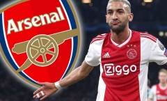 Bán mình cho Arsenal, sao Ajax 'hay hơn Ozil' đăng đàn phán câu xanh rờn