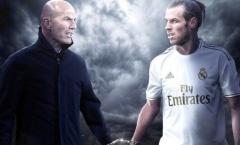 Zidane và Gareth Bale: Bằng mặt mà chẳng bằng lòng để làm chi?