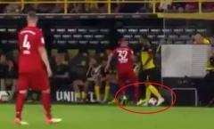 Dư âm siêu cúp Đức: Người của Dortmund lên án Kimmich sau pha chơi xấu