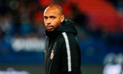 Tại sao Thierry Henry thất bại trong vai trò HLV ở AS Monaco?