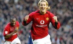 CHÍNH THỨC: Tạm biệt Diego Forlan - 'tiếc nuối' của Sir Alex Ferguson