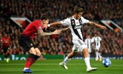 Dybala 'bẻ lái' không tưởng giờ chót, Man Utd liền định đoạt