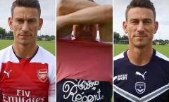 SỐC! Kinh tởm với hành động điên rồ của Koscielny ngay khi rời Arsenal