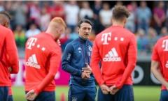 Bayern thiệt quân nhỏ, Kovac xác nhận cái tên ngồi ngoài trước thềm cúp quốc gia Đức