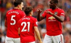 Man United đại thắng Chelsea: Những ngôi sao sáng nhất