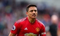 Sanchez vắng mặt trong buổi tập của Man Utd, xuất hiện ở địa điểm lạ