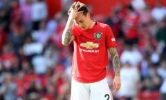 Địa chấn nổ ra ở Old Trafford, 'Quỷ đỏ' thua trận đầu tiên của mùa giải