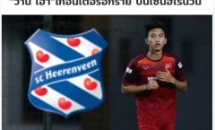 Báo Thái: Văn Hậu sang Hà Lan, gieo sầu cho các đội bóng Thai-League