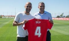 Pep Guardiola bất ngờ ký HĐ với CLB Tây Ban Nha
