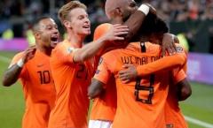 Đố vui: Bạn đã biết vì sao tuyển Đức thua thảm trước Hà Lan?