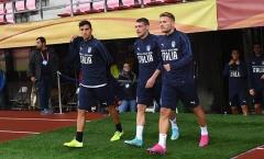 Đối đầu Phần Lan, ĐT Ý có điểm tựa '107 năm' để tin vào chiến thắng
