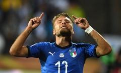Sao tuyển Ý muốn bật khóc sau bàn thắng tại VL Euro 2020
