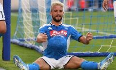 Bị vợ 'chửi', Mertens lên tiếng về pha ăn mừng ở trận gặp Sampdoria