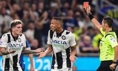 'Tội đồ' De Paul khiến Udinese thua tức tưởi Inter Milan