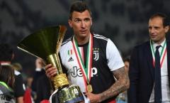 """Chốt thỏa thuận, """"bạn chiến đấu"""" của Ronaldo chuẩn bị rời Juventus"""