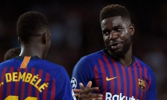Đạo chích viếng, 'nỗi thất vọng' của Barca đen đủi đến tận cùng