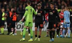 'Đây là Man Utd tồi tệ nhất trong nhiều thập kỷ qua'