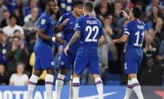 Abraham đủ lớn, Chelsea tự tin bán bớt tiền đạo