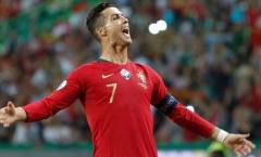 Ronaldo: 'Tôi không theo đuổi những kỷ lục...'