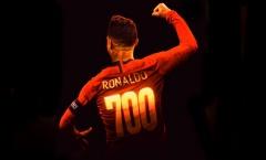 Thất kinh với cách Ronaldo ghi 700 bàn trong sự nghiệp
