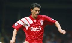 10 nhân vật bóng đá nổi tiếng sinh ngày 20/10: Huyền thoại Liverpool, sao Juventus