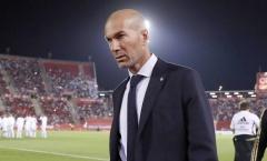 'Kẻ thay thế' Zidane đợi sẵn, Real hồi hộp đấu Galatasaray