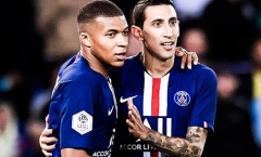 Đội hình tiêu biểu vòng 11 Ligue 1: PSG trình làng tam tấu thần thánh