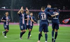 Những điểm nhấn quan trọng vòng 11 Ligue 1: 'Rồng thần' và 'khắc tinh MU'