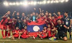 Thái Lan và Trung Quốc ê chề quỵ gối, U19 Lào kiêu hãnh giành vé