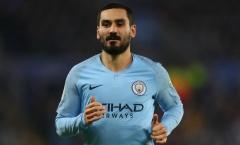 Gundogan chỉ ra cầu thủ số 1 thế giới: Không thuộc Đức, không thuộc City