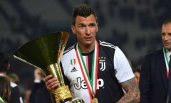 Hậu 'đại chiến', AC Milan muốn tranh sao Juventus với Man Utd