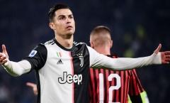 Phớt lờ lời khuyên từ Juventus, Ronaldo vẫn quyết định mạo hiểm