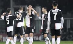 10 đội bóng ghi được nhiều bàn thắng nhất tại Serie A 2019 - 2020: Juventus chỉ đứng thứ 7