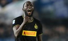 Từ Bỉ, Romelu Lukaku báo tin không vui cho Inter Milan