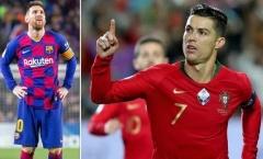 Fan Ronaldo: 'Messi cố gắng 3 năm cũng không bằng Ronaldo làm trong 1 mùa'