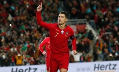 """""""Ronaldo chưa bao giờ khiến tôi hết ngạc nhiên"""""""