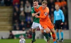 May mắn giành 1 điểm, Hà Lan chính thức góp mặt tại EURO 2020